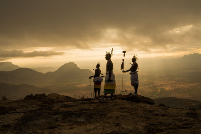 The Guardian Warriors of Northern Kenya